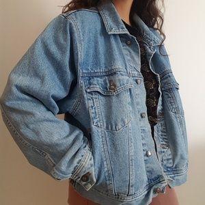 Vintage 90s Express Jeans Jacket